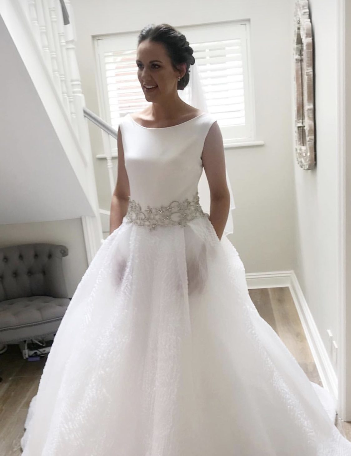 Real Brides Sophie Danna